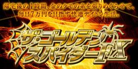 ザ・ゴールデンスパイダーFX 5年~10年と使える一生物の宝